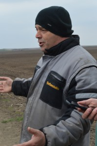 """Milan Šuša is a proud farmer. His success for growing is simple: """"""""little, by little, by little. The first year I bought a little bit of land, then a little bit more, and so on,"""" he explains."""