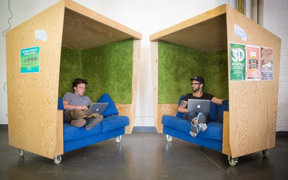 The Berlin start-up syndrome: Where lifestyle breeds young creativity