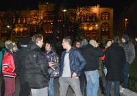 Belgrade's youth struggle for their spot