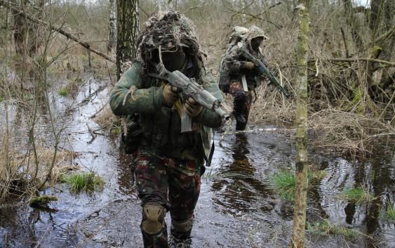 Polish paramilitary groups grow in popularity