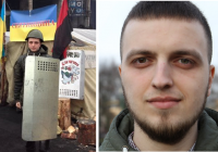 24-year-old Denys went from Maidan to Poland