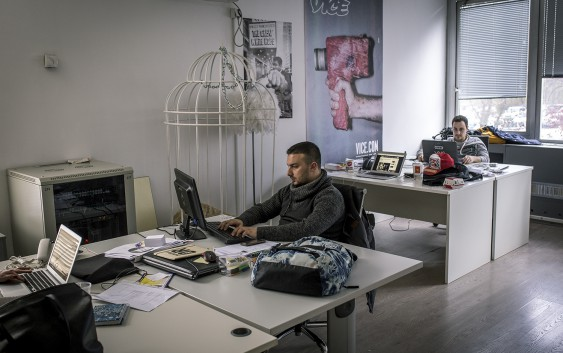 Vice Serbia ready to change the mindset of the young