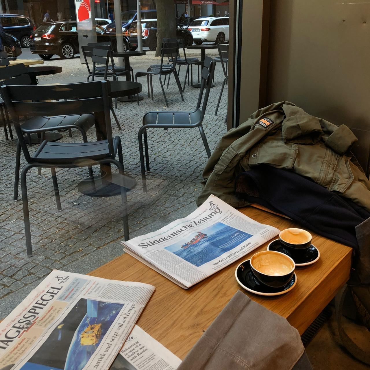 Coronavirus and business: coffee industry perspective